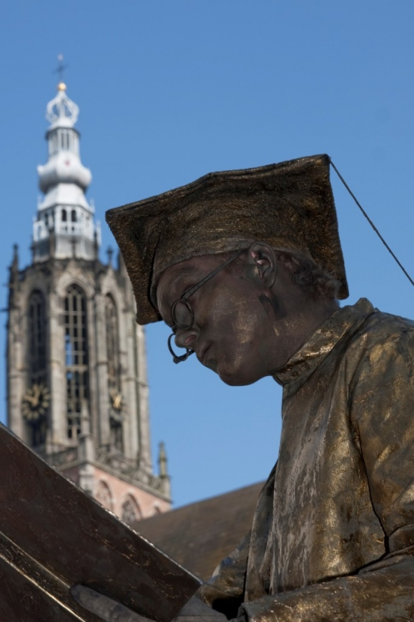 Statues foto Egon Hendriks