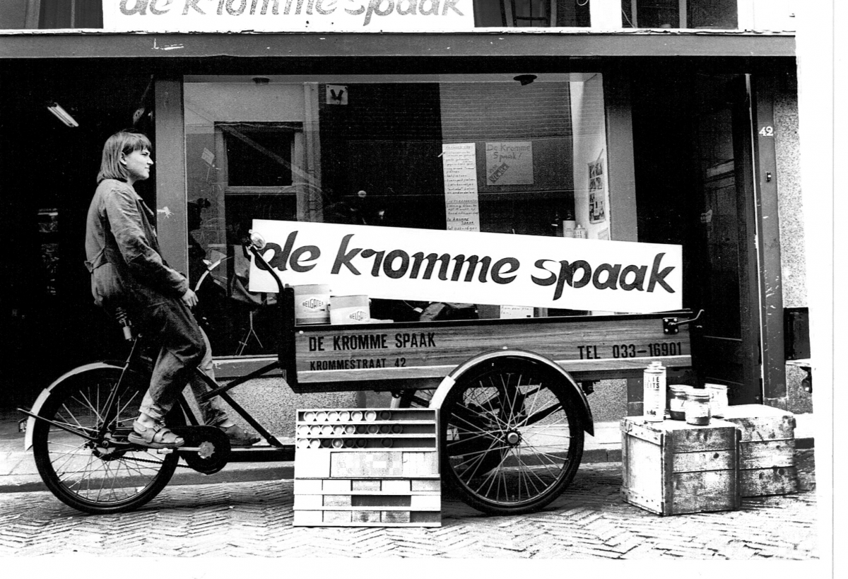 de Kromme spaak