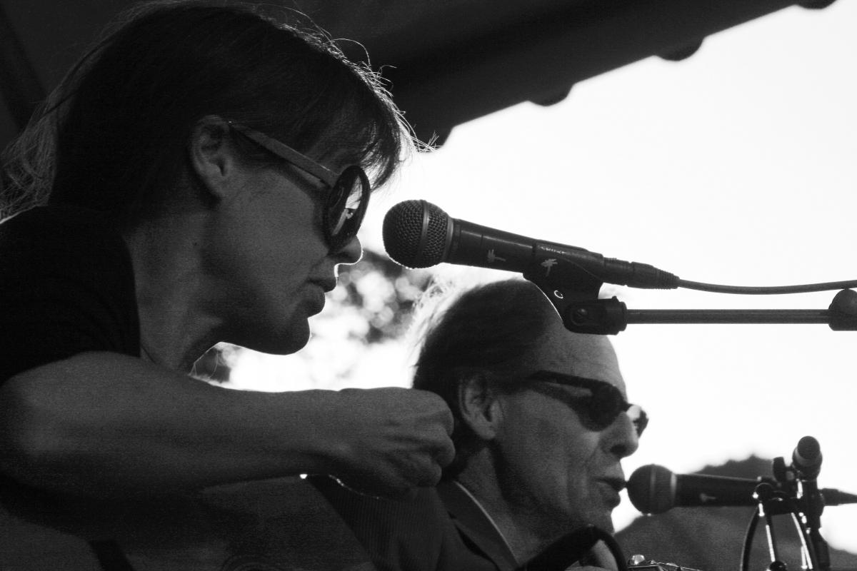 Arthur Ebeling en Fay Lovsky 2008